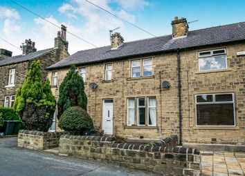 Thumbnail 3 bed terraced house for sale in Leymoor Road, Leymoor, Huddersfield