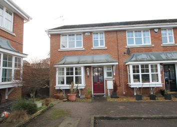 Thumbnail 3 bed end terrace house for sale in Leigh Road, Wainscott, Kent