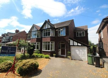 Thumbnail 5 bed semi-detached house for sale in High Grove Road, Cheadle