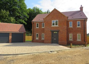 Thumbnail 4 bed detached house for sale in Westgate Street, Plot 1, Shouldham, King's Lynn