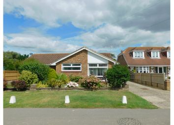 Thumbnail 1 bed semi-detached bungalow for sale in Beehive Lane, Worthing