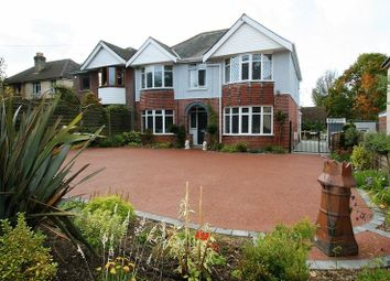 Thumbnail 5 bedroom detached house for sale in Kanes Hill, Southampton