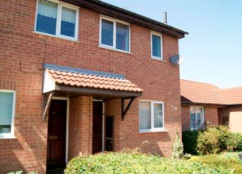 Thumbnail 2 bed terraced house to rent in Consort Close, Parkstone, Poole
