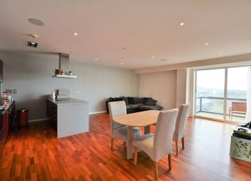 Thumbnail 2 bed flat for sale in Witham Wharf, Brayford Street, Lincoln