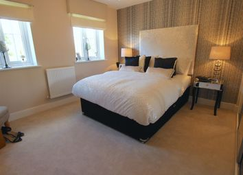 "Thumbnail 4 bed detached house for sale in ""The Mayfair "" at Cawston Road, Aylsham, Norwich"