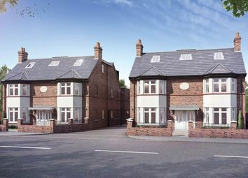 Thumbnail 3 bed flat for sale in High Road, Bushey Heath, Bushey