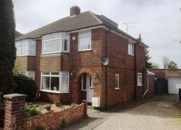 Thumbnail 4 bed semi-detached house for sale in Sundown Avenue, Dunstable