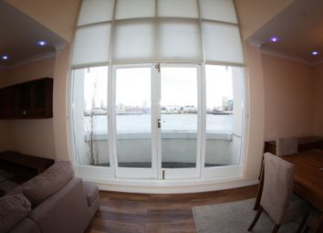 Thumbnail 3 bed flat to rent in Sextant Avenue, London