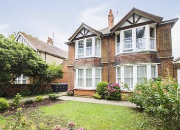 Thumbnail 3 bedroom flat for sale in Broadwater Road, Worthing, West Sussex