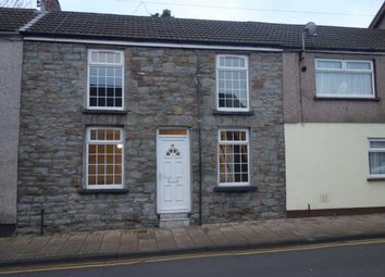 Thumbnail 3 bed terraced house to rent in Llewellyn Street, Pentre