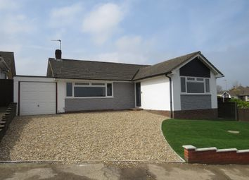 Thumbnail 3 bed detached bungalow for sale in Greenfield Rise, Cowplain, Waterlooville