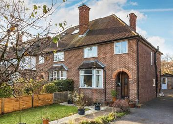 Thumbnail 3 bed semi-detached house for sale in Irwin Road, Guildford