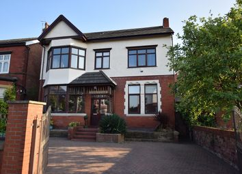 Thumbnail 4 bed detached house for sale in Conyers Avenue, Birkdale, Southport