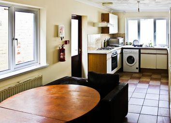 Thumbnail 7 bed terraced house to rent in Russell Street, Cathays, Cardiff