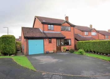 Thumbnail 3 bed detached house for sale in Badgers Hollow, Checkley, Stoke-On-Trent