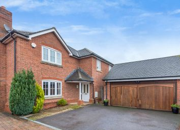 Thumbnail 5 bed detached house to rent in Monarch Drive, Shinfield