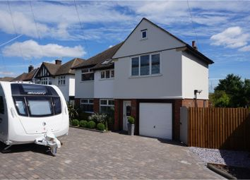 Thumbnail 4 bed detached house for sale in Heanor Road, Ilkeston