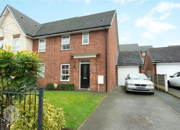 Thumbnail 3 bed semi-detached house for sale in James Street, Radcliffe, Manchester, Greater Manchester