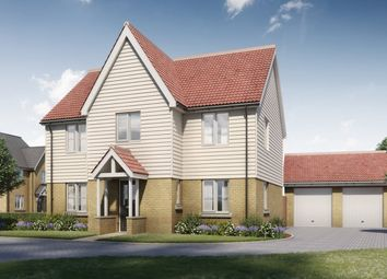 4 bed detached house for sale in Four Elms Place, Chattenden, Rochester, Kent ME3