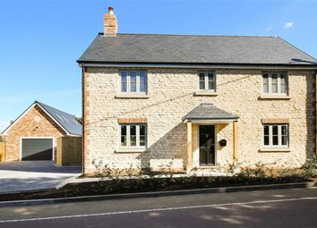 Thumbnail 5 bedroom detached house for sale in The Butts, Lydiard Millicent, Swindon
