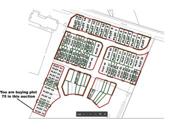 Thumbnail Land for sale in Land Adjacent To Staines Rugby Club, Feltham