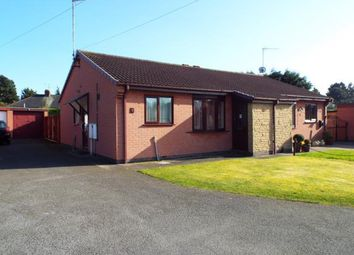 Thumbnail 2 bed bungalow for sale in Ward Close, Aylestone, Leicester, Leicestershire