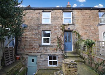 Thumbnail 2 bed cottage to rent in Dearneside Road, Denby Dale, Huddersfield