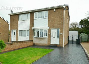 Thumbnail 2 bed semi-detached house for sale in Newby Crescent, Balby, Doncaster.