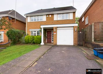 Thumbnail 4 bed detached house for sale in Wentworth Avenue, Elstree, Borehamwood