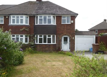 Thumbnail 3 bed detached house to rent in Robindale Avenue, Earley, Reading