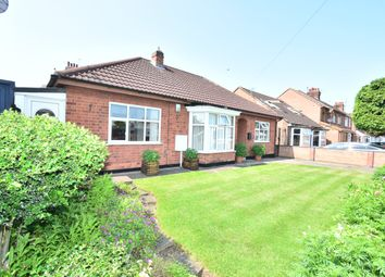 Thumbnail 3 bed detached bungalow for sale in Wyvern Avenue, Rushey Mead, Leicester