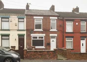 Thumbnail 3 bed terraced house for sale in Newton Road, St. Helens