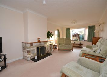 Thumbnail 3 bed detached bungalow for sale in Hethersett, Norwich