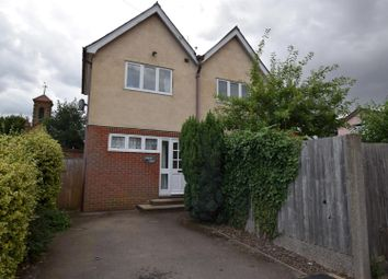 Thumbnail 2 bed detached house for sale in St. Marys Road, Kelvedon, Colchester