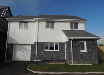 Thumbnail 4 bed detached house for sale in Cul Rian Road, Nanpean, St. Austell