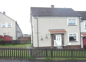 Thumbnail 3 bed end terrace house to rent in Crookdyke Court, Gowan Brae, Caldercruix, Airdrie