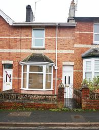 Thumbnail 2 bed terraced house for sale in Coronation Road, Newton Abbot