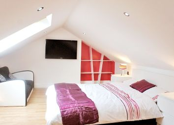 Thumbnail 8 bed shared accommodation to rent in Burton, West Didsbury, Manchester