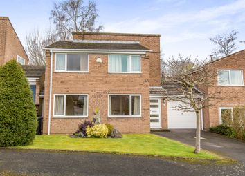 Thumbnail 3 bed detached house for sale in Springfield Close, Crich, Matlock