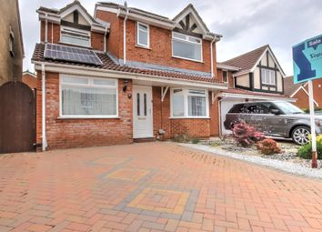 4 bed detached house for sale in Great Meadow Road, Bradley Stoke, Bristol BS32