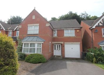 Thumbnail 4 bed property to rent in Belfry Close, Burbage, Hinckley
