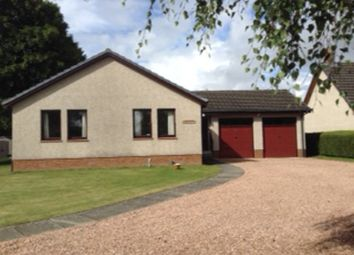 Thumbnail 2 bedroom detached bungalow to rent in Little Blair Drive, Rosemount, Blairgowrie