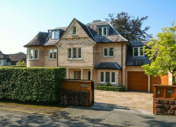 Thumbnail 5 bed detached house for sale in Park Drive, Hale, Altrincham
