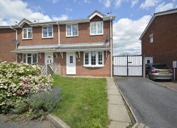 Thumbnail 3 bed semi-detached house to rent in Willow Tree Close, Barwell, Leicestershire
