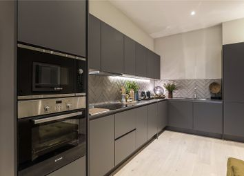Thumbnail 1 bed flat for sale in Staines Road, London