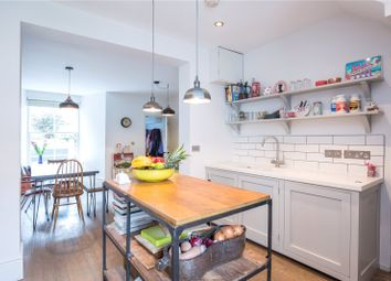 4 bed terraced house for sale in Leighton Road, Kentish Town, London NW5