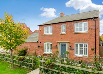 Thumbnail 4 bed detached house for sale in Campion Lane, Witham St. Hughs, Lincoln, Lincolnshire