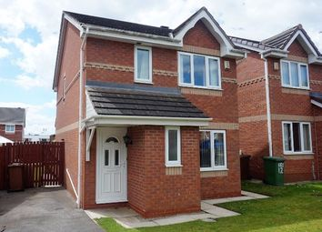Thumbnail 3 bed detached house for sale in The Leys, South Kirkby, Pontefract