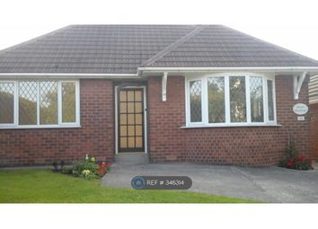 Thumbnail 2 bed bungalow to rent in Church Street North, Chesterfield
