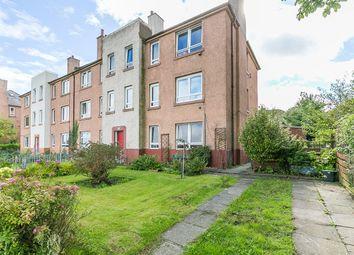Thumbnail 2 bed flat for sale in Granton Crescent, Granton, Edinburgh